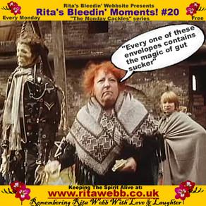 Rita's Bleedin' Moments! #20