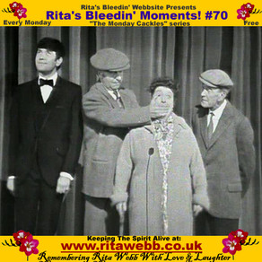 Rita's Bleedin' Moments! #70