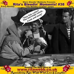 Rita's Bleedin' Moments! #38