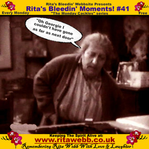 Rita's Bleedin' Moments! #41