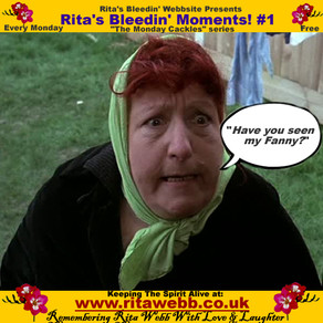 Rita's Bleedin' Moments #1