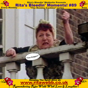 Rita's Bleedin' Moments! #89