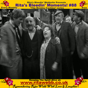 Rita's Bleedin' Moments! #88