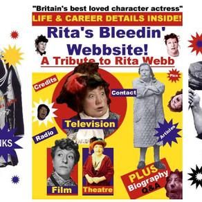 Rita's Bleedin' Webbsite Is Updating!