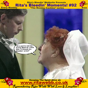 Rita's Bleedin' Moments! #92