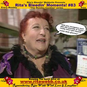 Rita's Bleedin' Moments! #83