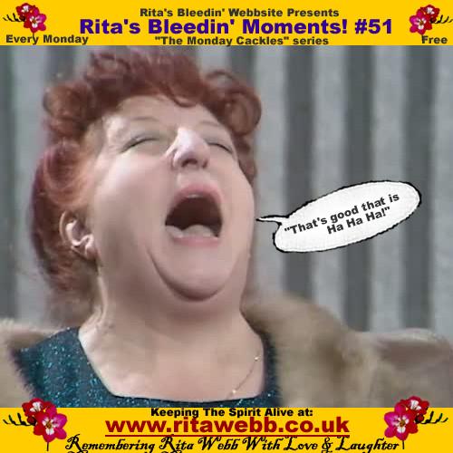 Rita Webb Freddie Starr