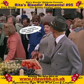 Rita's Bleedin' Moments! #95