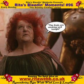 Rita's Bleedin' Moments! #96