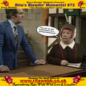 Rita's Bleedin' Moments! #72