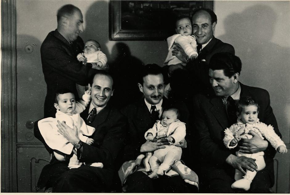 Israeli Embassy New Fathers