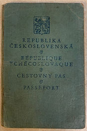 Zalman Slovakia Passport