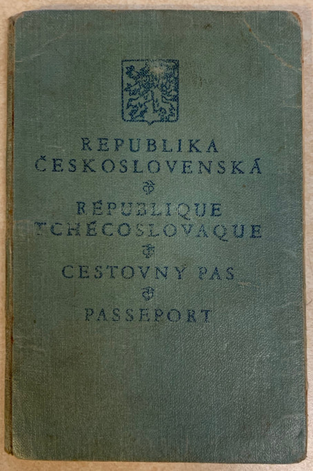 Zalman's Bratslavia Passport