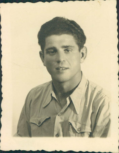 Zalman Portrait in 1930s