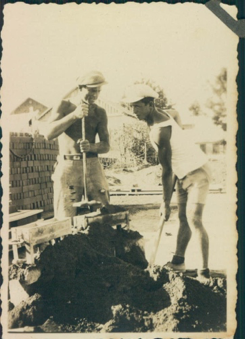 Zalman An Immigrant Working Construction