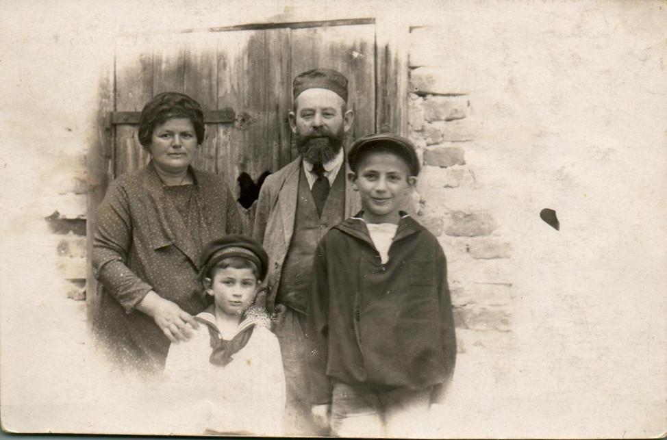 1910s Unreich Family