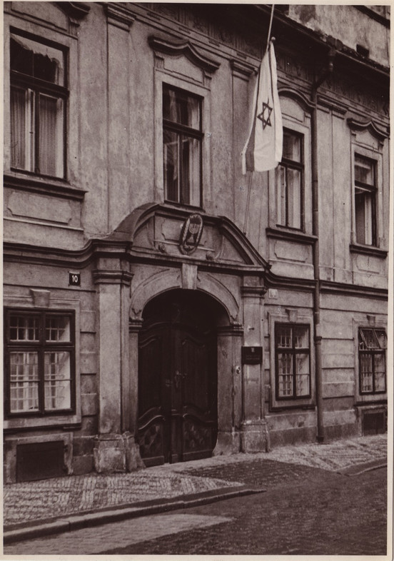 Israeli Embassy in Prague
