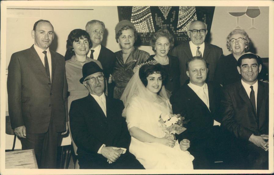 Zalman's Oldest Daughter's Wedding
