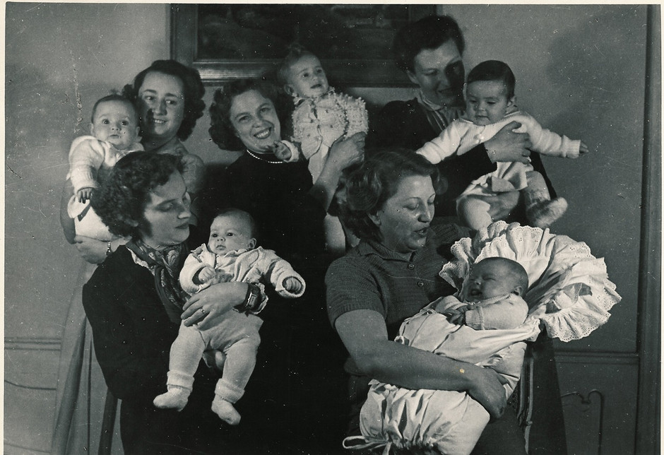 Israel Embassy New Mothers