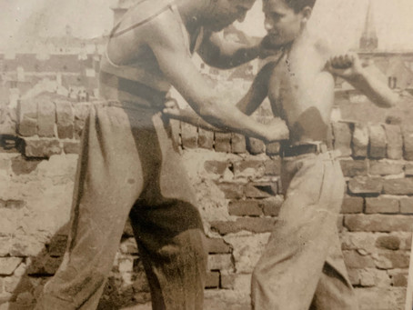 The Co-founder of Krav Maga You May Not Know