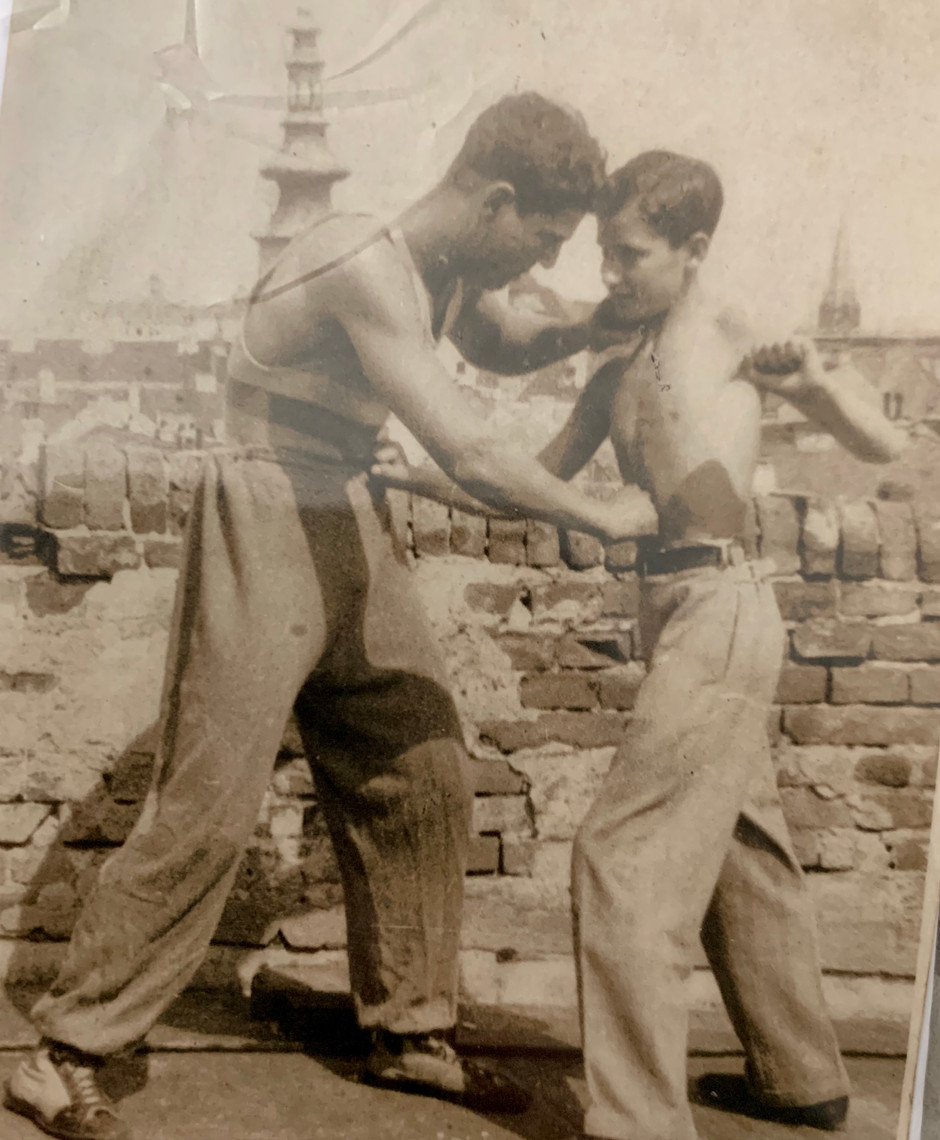 Zalman Teach Boxing (Krav Maga)