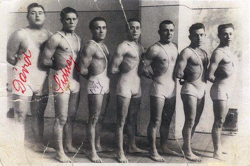 Sports Club (ŠK) Makkabea Bratislava Wrestling Team