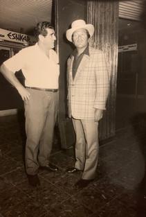 Zalman with Alan King