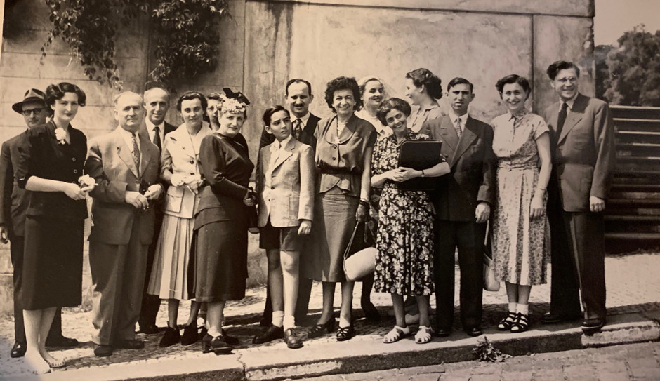 Israeli Diplomatic Family in Prague