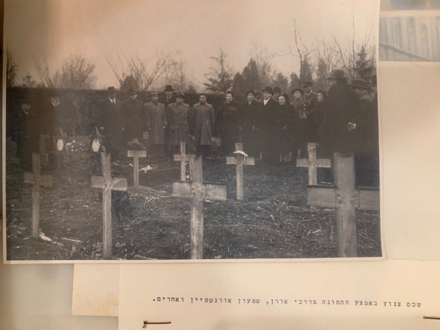 Burial Site of Paratroopers Remains in Czechoslovakia