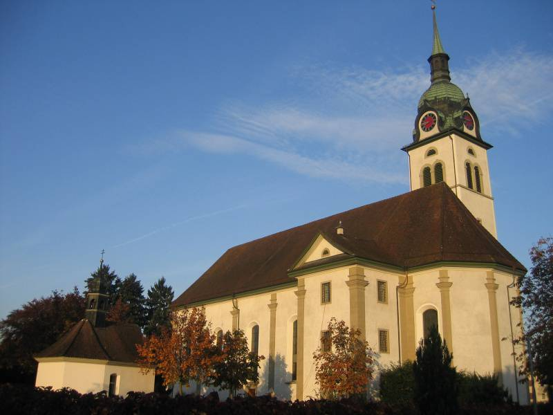 Kirche Emmen 1831