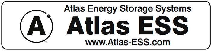 Atlas Energy Storage Systems - Lithium Batteries for Off