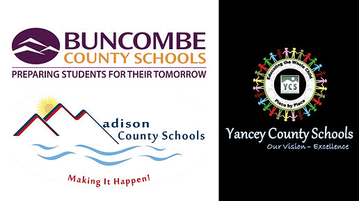 Local Schools in Buncombe, Madison & Yancey