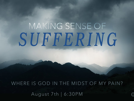 Making Sense of Suffering: Full Video Testimonies