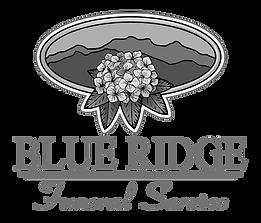 Blue-Ridge-Funeral-Service-EPS-VECTOR-bw