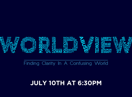 Why does Worldview matter?