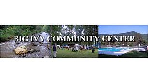 Big Ivy Community Center