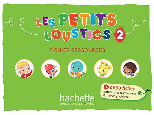 LES PETITS LOUSTICS-2/FICHIER RESSOURCES