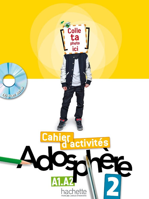 ADOSPHERE-2/CAHIER D'ACTIVITES+CD-ROM