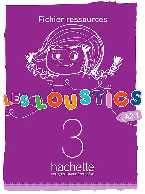LES LOUSTICS-3/FICHIER RESSOURCES