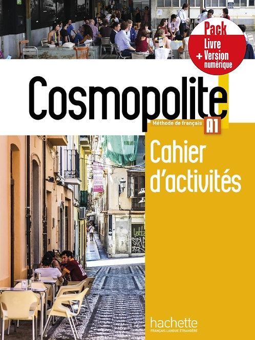 COSMOPOLITE-1/PACK CAHIER+VERSION NUMERIQUE
