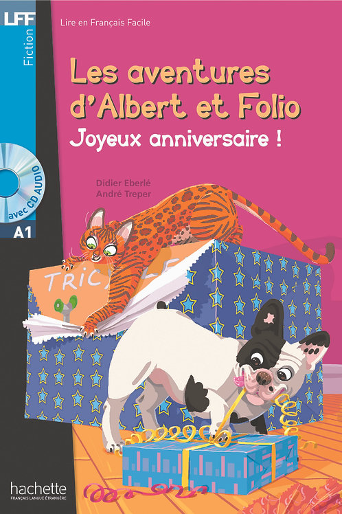 AF:JOYEUX ANNIVERSAIRE !(+CD)