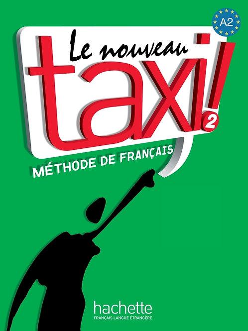 LE NOUVEAU TAXI!-2/LIVRE DE L'ELEVE+DVD-ROM