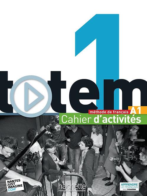 TOTEM-1/CAHIER D'ACTIVITES+CD AUDIO