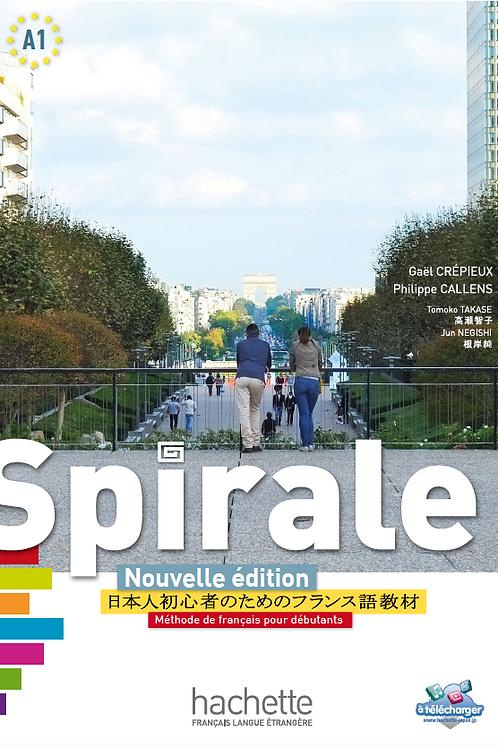 SPIRALE NOUVELLE EDITION/LIVRE DE L'ELEVE