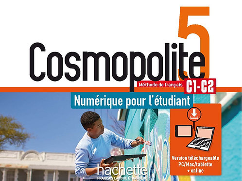 COSMOPOLITE-5/MANUEL NUMERIQUE ELEVE (CARTE)