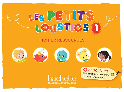 LES PETITS LOUSTICS-1/FICHIER RESSOURCES