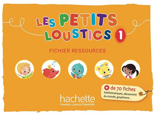 LES PETITS LOUSTICS-1/LIVRE DE L'ELEVE