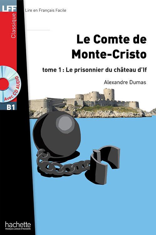 LE COMTE DE MONTE-CRISTO-1(+CD MP3)