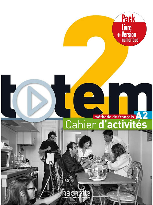 TOTEM-2/PACK CAHIER+VERSION NUMERIQUE
