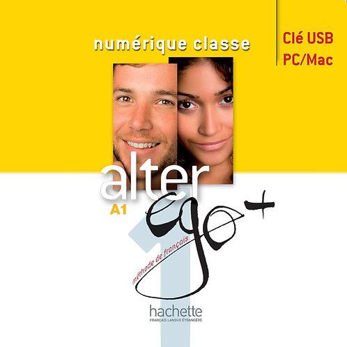 ALTER EGO+-1/MANUEL NUMERIQUE ENSEIGNANT (CLE USB)